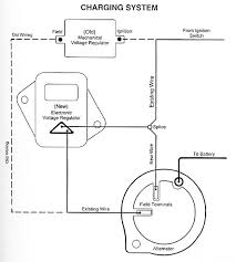 mopar alternator wiring diagram diagram wiring diagrams for diy