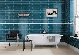 Mosaique Bleu Salle De Bain by Forgiarini