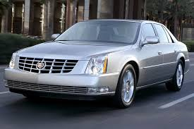 2007 cadillac dts overview cars com