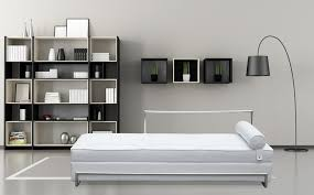 bedrooms modern room with cream elegant tufted daybed and small