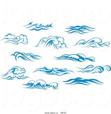 Ocean Logo Clip Art 27