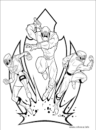 power ranger coloring pages kids 25781 bestofcoloring