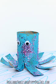 octopus toilet paper roll craft fspdt