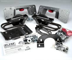 Classic Ford Truck Lowering Kits - flip kits