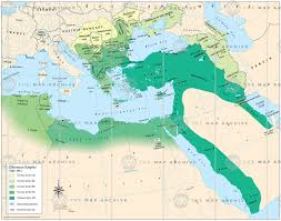 Beginning Of Ottoman Empire Ottoman Empire 1683 1914