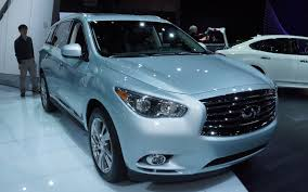 infiniti qx60 trunk space 2014 infiniti qx60 hybrid debuts at new york auto show