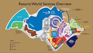 Islands Of Adventure Map Trick Eye Museum Singapore Attraction Resorts World Sentosa
