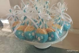lollipop party favors cookie party favors house cookies