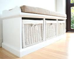 benchlikable danish modern storage bench suitable modern storage