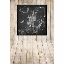 halloween wood background online shop allenjoy newborn photography background blackboard