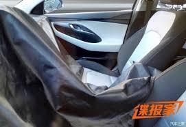Hyundai I30 2011 Interior Next Gen 2017 Hyundai I30 Spied Inside And Out