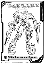 transformers 2 printable coloring pages transformers coloring