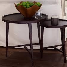 dark wood side table dark wood side table table designs