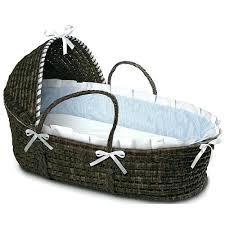 badger basket elite bassinet espresso smart fresh bassinet target