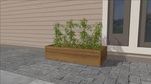 How To Build A Planter by Expert Advice On How To Build A Wooden Planter Box Wikihow