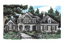 eplans french country house plan two first floor master suites
