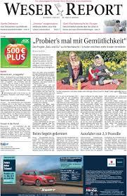 Sch E Einbauk Hen Weser Report Nord Vom 03 05 2017 By Kps Verlagsgesellschaft Mbh
