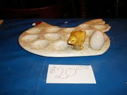 ceramic deviled egg platter barny do all 286 ceramic devilled egg plate view 2 15 00