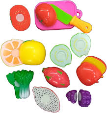 buy generic blossom realistic sliceable fruits and vegetables