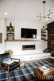 a modern farmhouse mantle fireplaces pinterest modern
