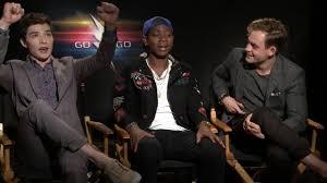 Ex Machina Cast by Power Rangers Cast Heyuguys