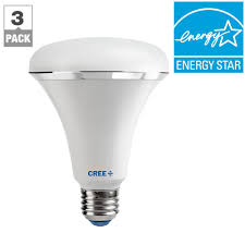 cree 65w equivalent soft white 2700k br30 dimmable led light