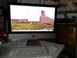 apple ordinateur bureau apple imac pouces ordinateur offres mai clasf