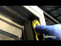 Patio Door Weatherstripping Replacing Weather Stripping In A Sliding Glass Door