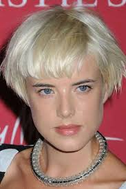 ultra short bob hair new short and chic celebrity hairstyle