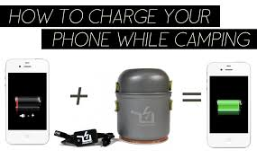 Charge Your Phone Powerpot Charge Your Phone And More While Camping Tmt