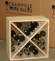 wine cubes wine case drawers cranville wine racks