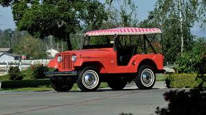 turquoise jeep cj 1966 jeep cj 5a tuxedo park mark iv f50 monterey 2015