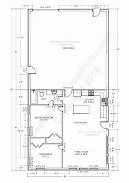 metal house floor plans metal building floor plans with living quarters