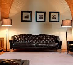 Traditional Sofa Traditional Sofa Leather Fabric 2 Seater Hector Danti Di