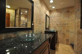 cheap bathroom remodel ideas rectangular white free standing sinks