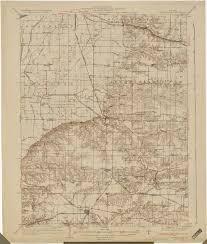 Lincoln Ne Map Illinois Historical Topographic Maps Perry Castañeda Map