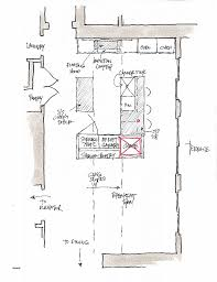 kitchen floor plans with islands kitchen floor plans with island and walk in pantry house