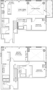 169 Fort York Blvd Floor Plans by 2 Bedroom Apartment Downtown Toronto For Rent
