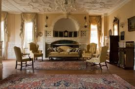 Classic Home Design Pictures by Victorian Home Design With Elegant Sofas And Armchairs With