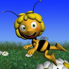 maya bee rigged 3d model cgtrader