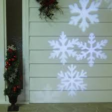 Light Flurries Snowflake Projector by Outdoor Led Snowflake Christmas Light Projector With Remote