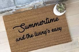 Summer Doormats Good Day Doormats
