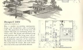 100 eichler plans joseph eichler mid century modern ranch