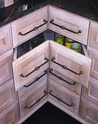 Creative Juice What Were They Thinking Thursday Kitchen - Kitchen cabinets corner drawers