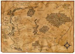 Narnia Map Fantasy Maps Favourites By Butterflybarna On Deviantart