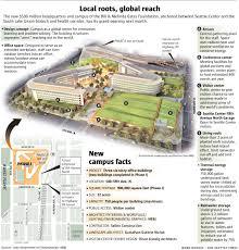 local news bill u0026 melinda gates foundation campus seattle