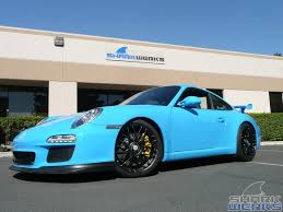 porsche 911 gt3 modified 2010 mexico blue porsche 997gt3 by sharkwerks in fremont ca click