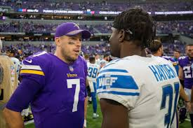 vikings vs lions chargers vs cowboys time tv schedule