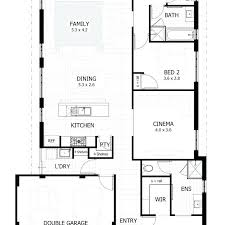 narrow lot plans house plans for small lot 2 storey house plans for small lots