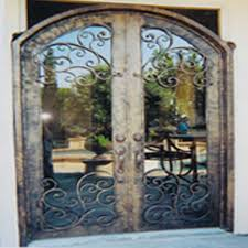 custom wrought iron doors southern california forged wrought